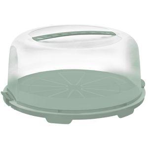 Tortenglocke FRESH, Farbe:Glacier Green