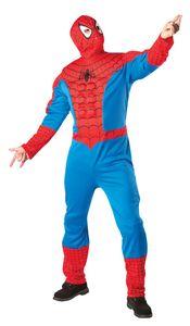 Rubie´s Faschingskostüm Karnevalskostüm Spiderman Einheitsgröße blau-rot Neu