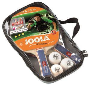 JOOLA Set Duo, Tischtennis-Schläger-Set