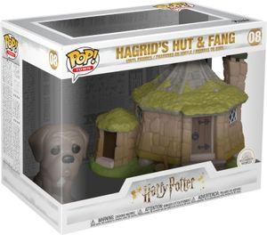 Harry Potter - Hagrids Hut & Fang 08 - Funko Pop! - Vinyl Figur
