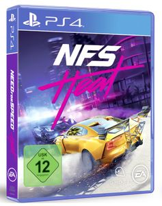 PS4 Spiel - Need for Speed - HEAT [PS4]