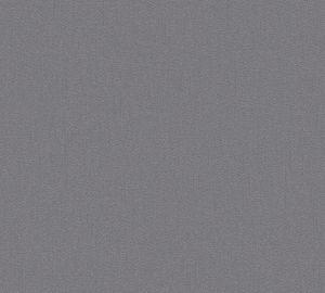 A.S. Création Unitapete Flavour einfarbige Tapete unifarben Vliestapete grau 10,05 m x 0,53 m