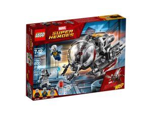 LEGO GmbH Marvel Erforscher d. Quantenreichs 0 0 STK
