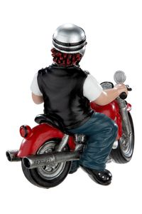 Gilde Clown Heavy Biker 35417