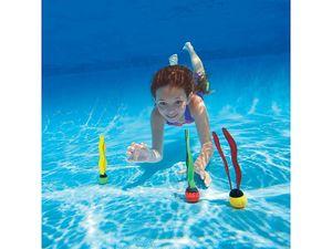 Intex 55503 Wasseralgen Tauch Spaß, 3 Farben
