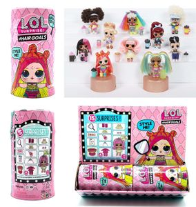 MGA Entertainment Inc. MGA Entertainment L.O.L. Surprise! #Hairgoals- Makeover Series 2A - Mehrfarbig - Fashion doll - Weiblich - Mädchen