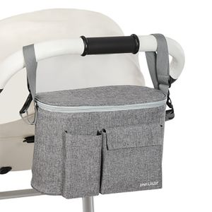 Baby Kinderwagen Organizer Tasche, Flasche Halter Außen ,Windel Lagerung Hängenden Beutel ,Auto Kinderwagen Zubehör