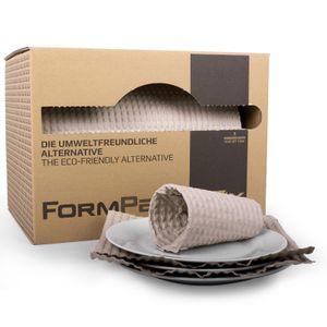 FORMPack Box Noppenpapier Luftpolsterpappe Packpapier Spenderbox 55 m 125 g/m2