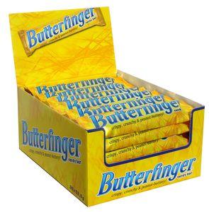 Butterfinger 36 x crispy, crunchy & peanut-buttery