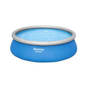 Bestway Fast Set™ Pool Komplett-Set, rund, 457x122cm, 57289