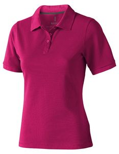 Elevate Damen Polo Calgary 38081 Rosa Pink XL