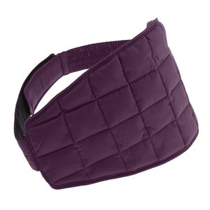 Thermo Nierengurt Nierenwärmer Rückenwärmer Wärmegürtel Leibwärmer Farbe Dunkelviolett