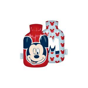 familie24 Micky Maus Wärmeflasche Kinderwärmflasche Wärmekissen Heizkissen Wärmflasche Mickey Maus