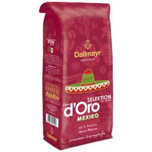 Dallmayr Kaffee Crema d'Oro Selektion des Jahres aus Mexiko | ganze Bohne | 1000g