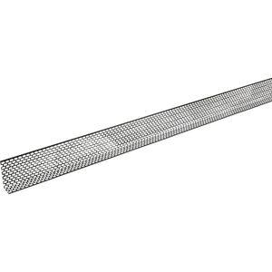 FÖRCH Lüftungsprofil Alu schwarz 2,5 m  MTR.LÜFT.-PROFIL/ALU 30X30 SCH