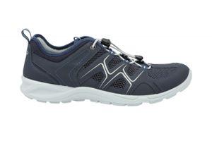 ecco Terracruise Herren Low Sneaker Blau Schuhe, Größe:44