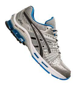 asics Gel-Kinsei Original Sport-Schuhe stylischer Herren Fitness-Schuhe Silber, Größe:42 1/2