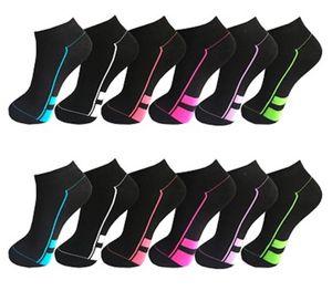 12 Paar Sneaker Socken Füßlinge Baumwolle Gr. 39-42