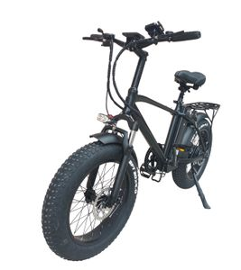 20 zoll Elektrofahrrad E-bike Fatbike mit 48V 15Ah 720Wh Akku 750W 45km/h, Bis 150kg 40-70km