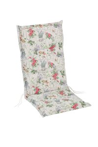 BEST Sesselauflage hoch STS 120x50x7cm, 04201841 bunt
