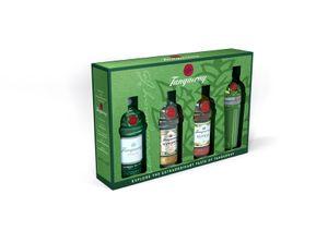 4er Tanqueray Probierset Tanqueray London Dry Gin + Rangpur + Sevilla + No. Ten | 41,3 - 47,3 % vol | 4 x 0,05 l