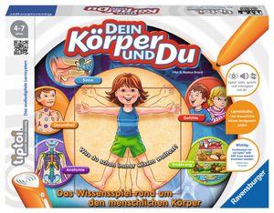 Ravensburger 005604 tiptoi® - Dein Körper und Du