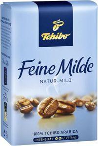 Tchibo Feine Milde 100% Tchibo Arabica natur-mild ganze Bohne (500 g)