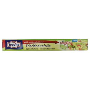 Toppits Frischhaltefolie (32,5cm) normalbreit