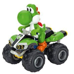 CARRERA RC 370200997X Mario Kart - Yoshi Quad