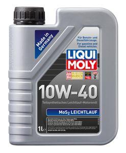 Mos2 Leichtlauf 10 W-40 - Inhalt: 1 Liter