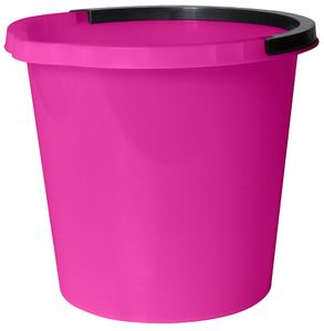 plast team Putzeimer ATLANTA 10 Liter pink
