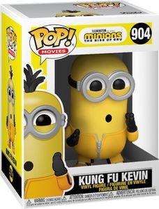 Minions - Kung Fu Kevin 904 - Funko Pop! - Vinyl Figur