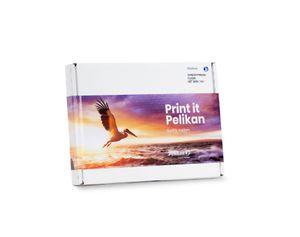 Pelikan PromoPack P53 - Kompatibel - Schwarz - Cyan - Magenta - Gelb - Canon - Multipack - 4 Stück(e) - PGI525PGBK/ CLI526BK/ CLI526C/ CLI526M/ CLI526Y
