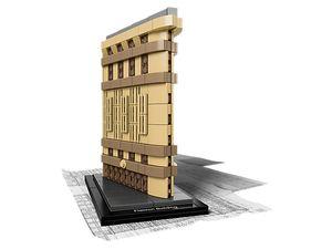 Lego Flatiron Building Architecture, 8 cm, 11 cm, 15 cm, Beide Geschlechter, 12 Jahr(e), 471 Stück