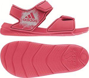 adidas Kinder Wassersandale AltaSwim C Badesandale Wasserschuhe BA7849 Pink, Größe:EUR 33 / UK 1 / 20 cm, Farbe:Pinktöne