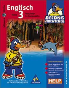 Alfons Abenteuer Engl. 3/Insel/CD