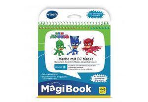 V-Tech MagiBook Lernstufe 2 - Mathe mit PJ Masks - Mehrfarbig - Vorschulalter - Junge/Mädchen - 4 Jahr(e) - 6 Jahr(e) - Deutsch