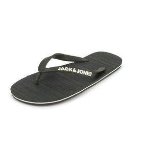 Jack & Jones Pantolette JFWBASIC PACK FLIP FLOP Größe 44/45, Farbe: Olive Night