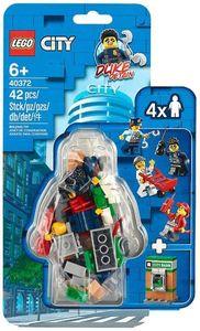 LEGO 40372 Polizei-Minifiguren-Zubehörset