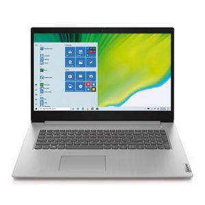 Lenovo IdeaPad 3 17ADA05 17' HD+ matt Notebook, Farbe:Silber