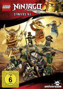 LEGO Ninjago 9 Box 1 -  UF08320 - (DVD Video / Sonstige / unsortiert)