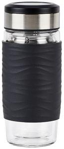 emsa Isolierbecher TEA MUG 420 ml schwarz