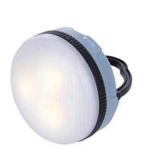10T MCL 150 - Camping-Lampe mit 150 Lumen, 3 LEDs (5050 SMD), ø70x42 mm, 71g