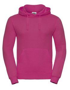 Hooded Sweatshirt - Farbe: Fuchsia - Größe: XS