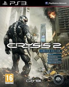 PS3 - Crysis 2 Limited Edition - uncut  AT