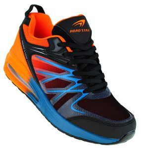 Art 800 Neon Turnschuhe Schuhe Sneaker Sportschuhe Luftpolstersohle Unisex, Schuhgröße:41