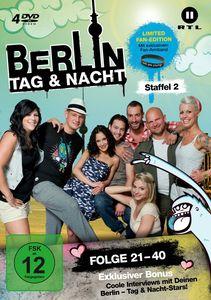 Berlin-Tag & Nacht-Staffel 2,Folge 21-40