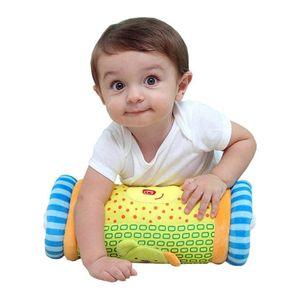 Baby multifunktional unterstützt lernen, zylindrische Kissen Spielzeug, Kleinkind, Lernspielzeug zu kriechen
