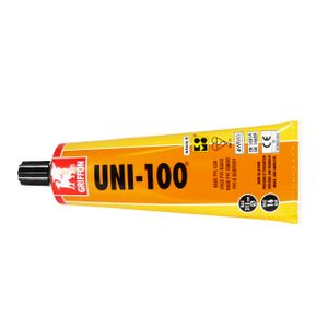 Griffon UNI-100 PVC Kleber 125 ml Tube by well2wellness®