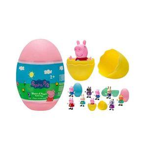Jazwares 96574 - Peppa Wutz - Spielfigur im Ei (Blindpack, zufällige Auswahl)